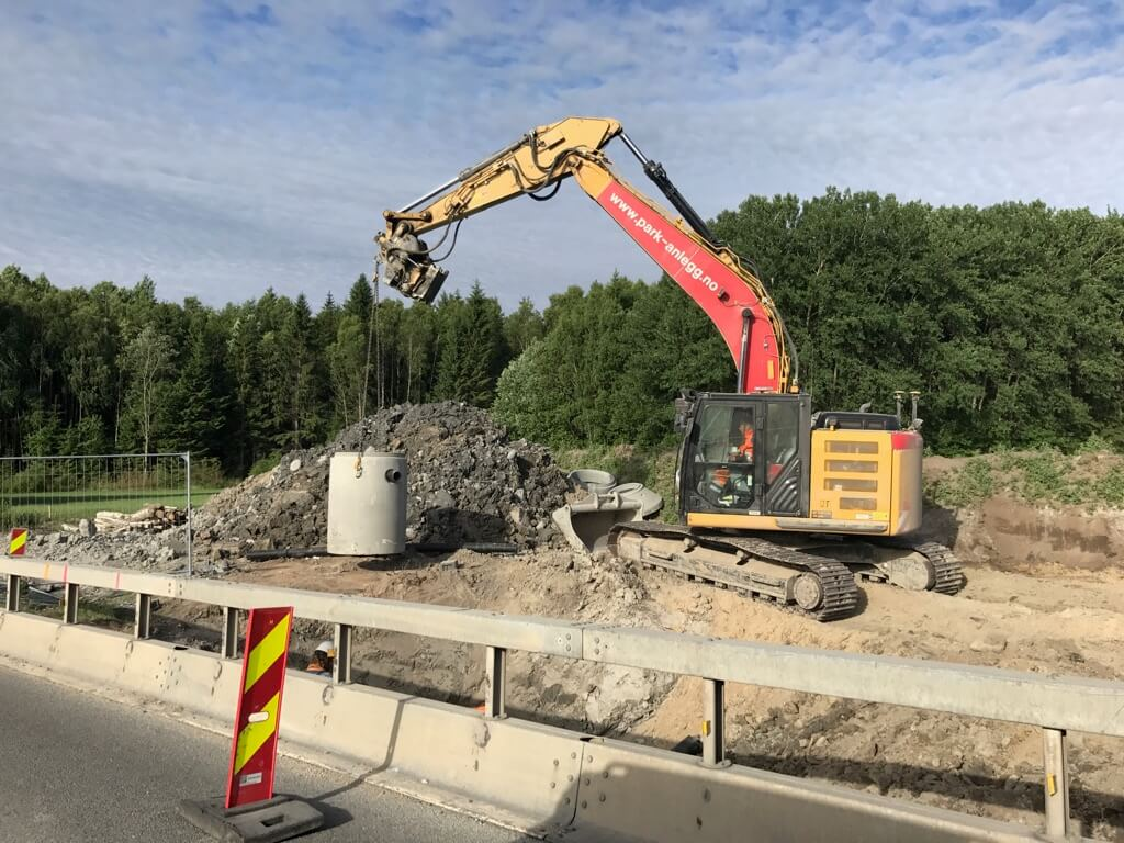 RV 118 / FV 599: Vi bygger ny gang & sykkelvei